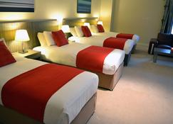 Carrick Plaza Suites by The Key Collection - Carrick-on-Shannon - Bedroom