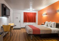 哥倫布osu6號汽車旅館 - 哥倫布 - 臥室