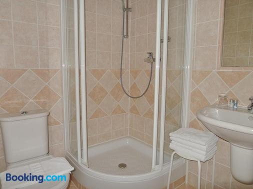 Hotel Nosal - Praha (Prague) - Phòng tắm