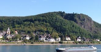Rhein Hotel Anker - Remagen - Vista del exterior