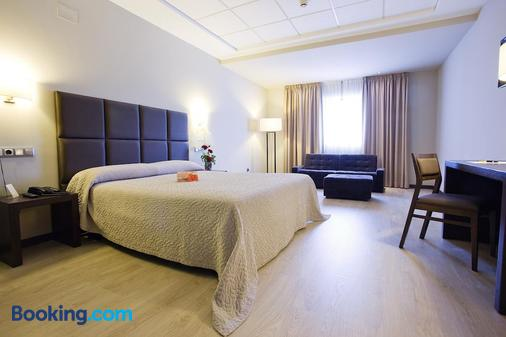 Hotel Torre De Nuñez - Lugo - Schlafzimmer