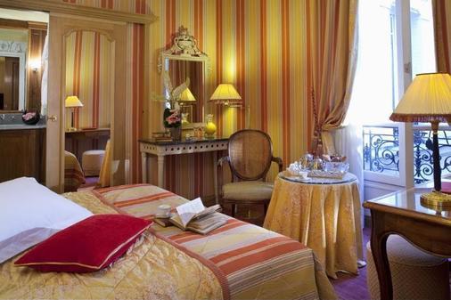 Hotel Chambiges Elysées - Παρίσι - Κρεβατοκάμαρα