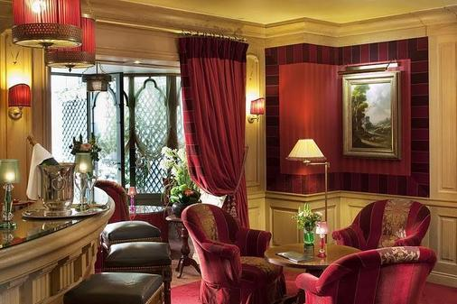 Hotel Chambiges Elysées - Παρίσι - Σαλόνι