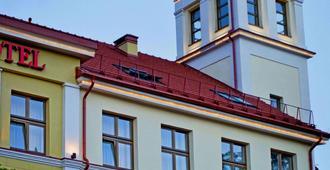 Memel Hotel - Klaipėda - Building