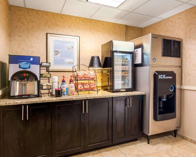 Suburban Extended Stay Hotel Quantico - Stafford - Buffet