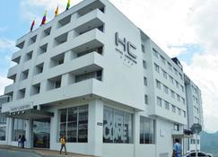 Hotel Carretero - Манизалес - Здание