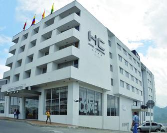 Hotel Carretero - Manizales - Edificio