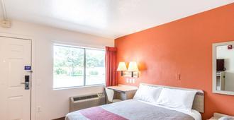 Motel 6 Redding Central - רדינג - חדר שינה