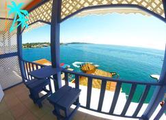Hotel Bocas Town - Bocas del Toro - Balkon