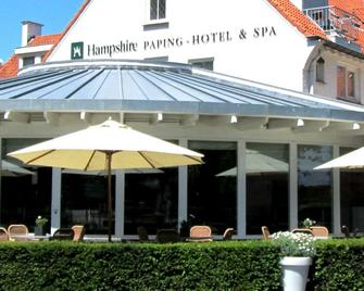 Hampshire Paping Hotel & Spa - Ommen - Gebouw