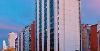 ليبرتادور هوتل - بوينس أيرس - مبنى
