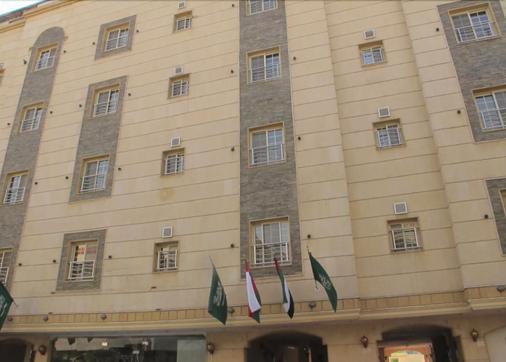 Qasr Al Thuraya Hotel Apartments - Jedda - Rakennus