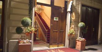 Hotel Chelsea - Turín - Edificio