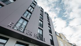 Exeter Hotel - Reikiavik - Edificio