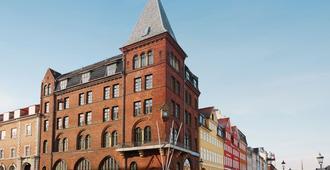 Hotel Bethel - Copenhague - Edificio