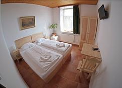 Hotel Kreta - Kutná Hora - Bedroom