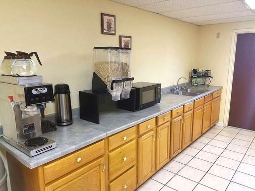 Americas Best Value Inn Evansville - Evansville - Bufé