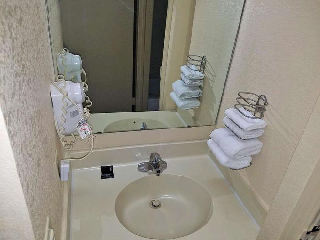 Americas Best Value Inn Evansville - Evansville - Bathroom
