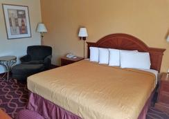 Americas Best Value Inn Evansville - Evansville - Bedroom