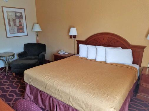 Americas Best Value Inn Evansville - Evansville - Bedroom