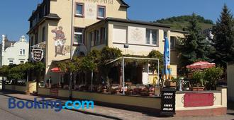 Hotel Cafe Post - Rudesheim am Rhein - Gebouw