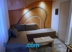 Katrine Boutique Apartments - Kavala - Sala de estar