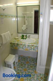 Semiramis Hotel De Charme - Forio - Μπάνιο