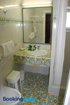 Semiramis Hotel De Charme - Forio - Bathroom