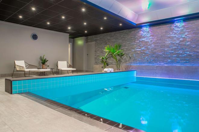 拉迪森 SAS 斯堪的納維亞酒店 - 奥斯陸 - 奧斯陸 - 游泳池