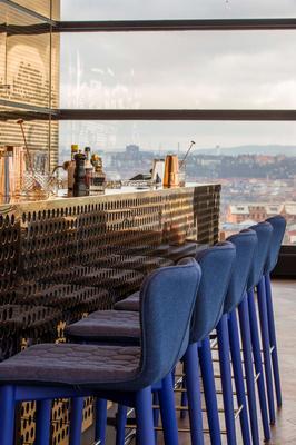 Radisson Blu Scandinavia Hotel, Oslo - Осло - Балкон