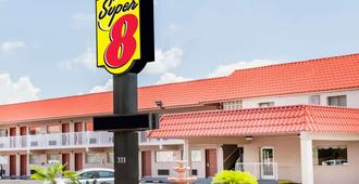 Super 8 by Wyndham Ft Walton Beach - Fort Walton Beach - Edificio