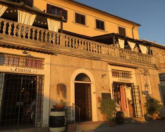 Relais Il Sigillo - Rosignano Marittimo - Gebäude