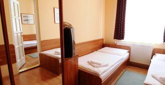 Budapest Csaszar Hotel - Budapest - Bedroom