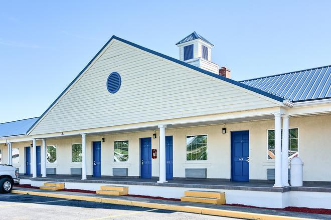 Motel 6 Harrisonburg - South, VA - Harrisonburg - Building