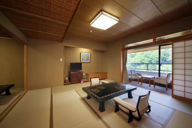 Hotel Sunshine Kinugawa - Nikkō - Dining room