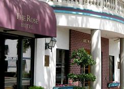 The Rose Hotel - Pleasanton - Building