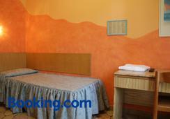 Hotel Del Sud - Milan - Bedroom