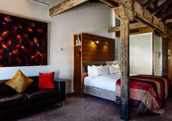 The Henry Jones Art Hotel - Hobart - Bedroom