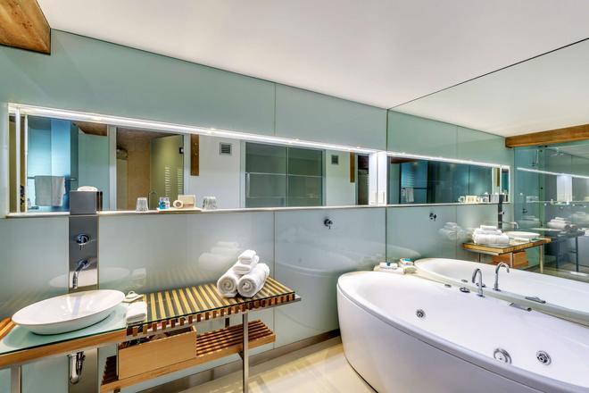 亨利瓊斯藝術飯店 - 霍巴特 - 浴室