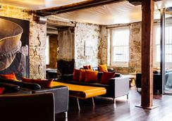 The Henry Jones Art Hotel - Hobart - Oleskelutila
