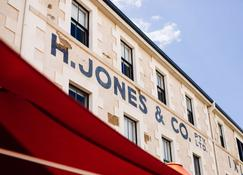 The Henry Jones Art Hotel - Hobart - Edifício