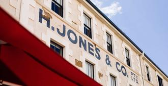 The Henry Jones Art Hotel - Hobart - Κτίριο