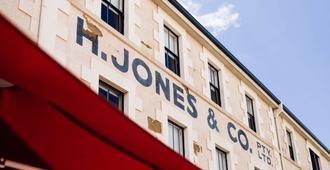 The Henry Jones Art Hotel - הובארט