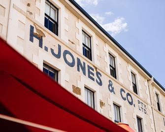 The Henry Jones Art Hotel - Hobart - Building