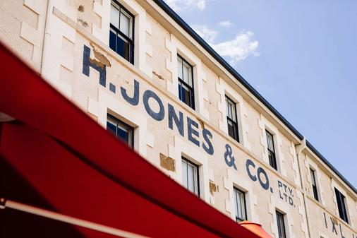 The Henry Jones Art Hotel - Hobart - Rakennus