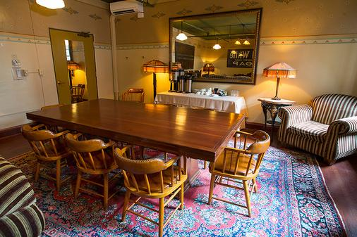 Mcmenamins Edgefield - Troutdale - Dining room