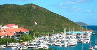 Two Sandals by the Sea Inn - B&B - Saint Thomas Island - Outdoor view