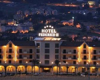 Federico II Palace Hotel - Enna - Building