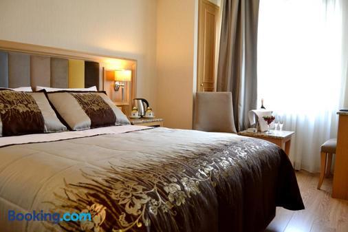 Hotel Erden Sarayevo - Istanbul - Phòng ngủ