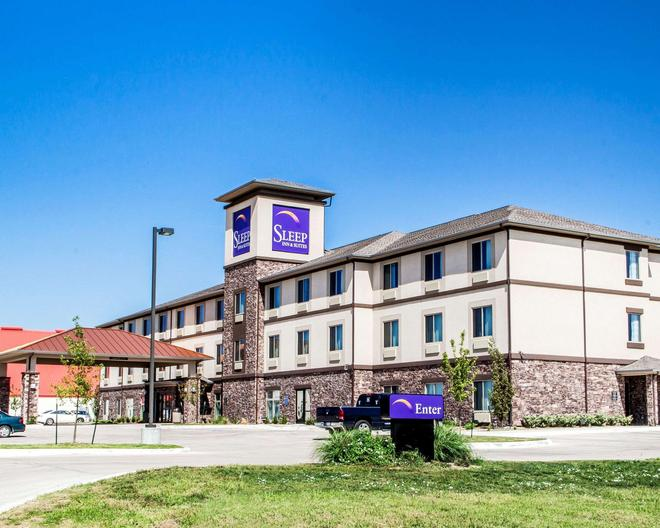 Sleep Inn & Suites Blackwell I-35 - Blackwell - Bâtiment